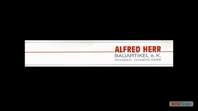 Alfred Herr